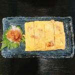 志の家 - 料理写真:卵焼き