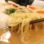 ようすけ 鶏煮亭 - 麺