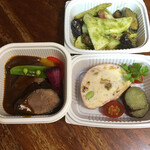 洋風惣菜 エタンセル - 料理写真: