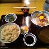 尾張家 - 料理写真:さしみ定食