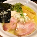 麺屋 鶏いち - 料理写真:鶏白湯(塩)