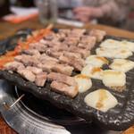 チーズタッカルビ食べ放題 75chacha -