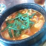 15225315 - 純豆腐チゲ