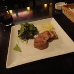 マチバル - 鴨の黒コショウ焼き