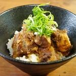 くろす - 新商品☆柔らか煮込みチャーシュー飯¥490