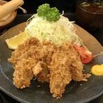 陣屋  - 料理写真:カキフライ