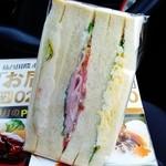 仙台国際ホテル デリカショップ - サンドイッチ