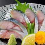 寿司と地魚料理 大徳家 - 房州しめ鯖