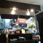 ルイタ食堂   - 店内です。