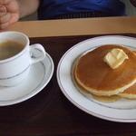 みつばち - 料理写真:ホットケーキ