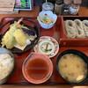 越後十日町小嶋屋 - 料理写真:季節のてんぷら御膳¥1,800.-(税込)