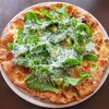 ヴィア ナポリ - 料理写真:本日のピッツァ ひかりつぶ!ピザの上の大草原!細かいレモンがかかっていてこれが光の粒!