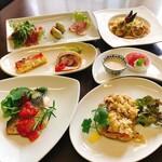 サルーノ - 料理写真:2021夏コース