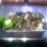大王炭火焼 - テイクアウト専門店地鶏の大王、備長炭の炭火焼き、たたきもポン酢ととってもあって、油が程良くのって冷めても美味しいです。一度食べたらはまってしまいました