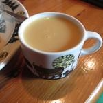 シャレー スイス ミニ - セットのスープ