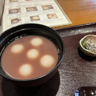 甘味処 楓 - 料理写真: