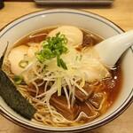 らぁ麺 ふじ松 - 特製醤油らぁ麺