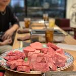 152299836 - 塊肉の焼き方を学ぶ会