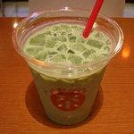 茶fe 茶LaLa - アイス抹茶ラテ