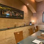 152307273 - インドの高級レストランのような上品な店内です✩.*˚