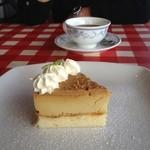 シャロウ・リーフ - さつまいものプリンケーキ