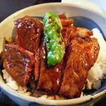 15231714 - ステーキ丼