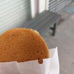 富士アイス - 料理写真:じまんやき~☆