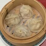 中国旬菜 茶馬燕 - 小籠包