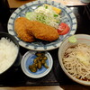 美濃戸 - 料理写真:揚げ物のある風景