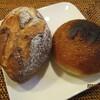 フルール - 料理写真:パン・オ・オランジュ、豚まんパン
