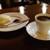 カフェ・フォリオ - ケーキセット