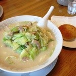 徳丸レストラン - 料理写真:ちゃんぽん(780円)