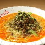 想吃担担面 - 料理写真:【6月限定】生山椒担担麺~プレミアム担担麺~