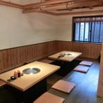 15233181 - 店内(座敷)