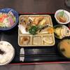 なぎさ寿司 - 料理写真:充実のランチセット(^O^)/