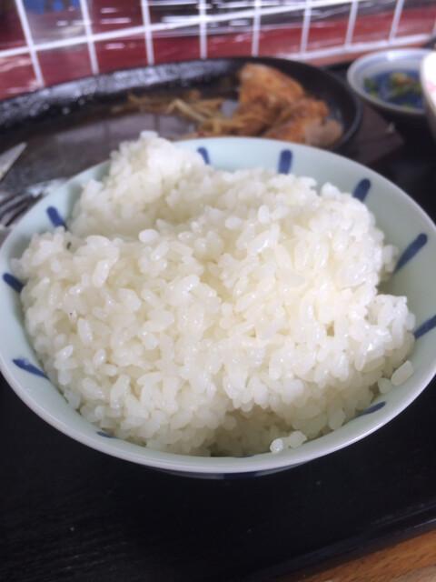 とん吉 - 2膳めのおかわりは白飯で…