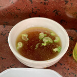 152340073 - チャーハンのスープ
