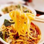中華レストラン さんぷく - モチモチツルツル