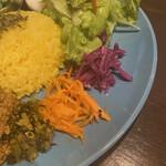 えりふじ - サラダと副菜