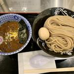 松戸富田麺絆 - 濃厚つけ麺(中)