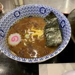 松戸富田麺絆 - スープ