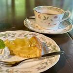 旧軽井沢Cafe 涼の音 - 料理写真: