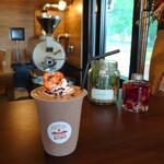 ROASTERY CAFE GARASHA RORO - 季節のおすすめ/テイクアウトドリンク有