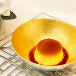 イモノ キッチン - 黄金プリン