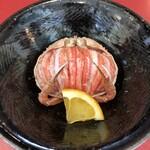 殻の三光橋 - 香箱蟹