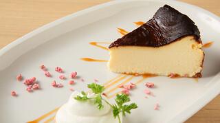 サーティーナインカフェ - バスク風チーズケーキ