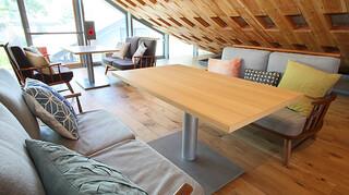 サーティーナインカフェ - 2階 ソファ席