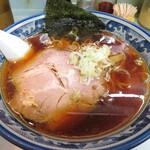 ラーメン丸仙 - 料理写真:支那そば並盛 750円