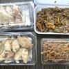 中華家庭料理 餃子兄弟 - 料理写真:焼き餃子(8個入り:550円)×2,焼きめし(650円)、搾菜(200円)を購入
