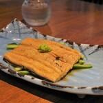 魚沼釜蔵 - 煮穴子